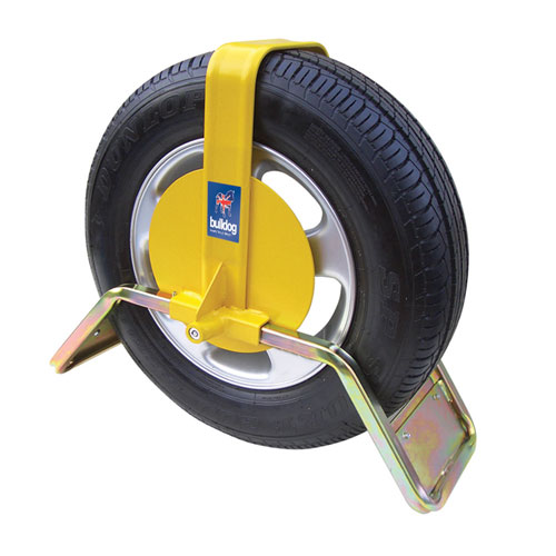 Bulldog QD Wheel Clamp