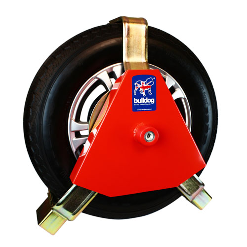 Titan-Centaur Wheel Clamps