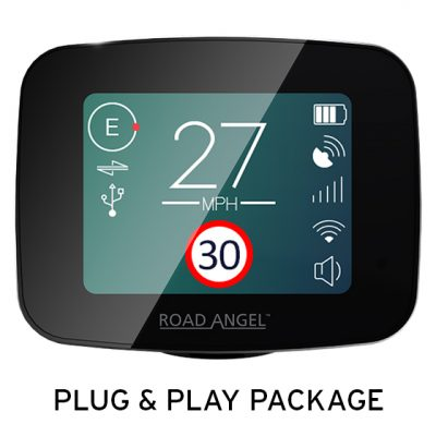 Road Angel Pure Plug & Play Package