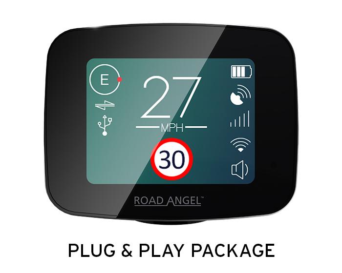 Road Angel Pure Plug & Play Package